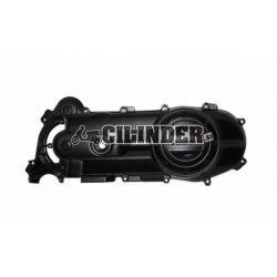 Pokrov prenosov - črn mat - Piaggio Zip 4t 50cc