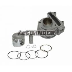 Cilinder + bat - 39mm - SYM Orbit 2 4t 50cc