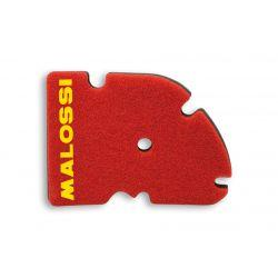 Zračni filter - MALOSSI Double Red Sponge - Vespa GTS/GTS Super/GTV/GT 60/GT/GT L 125-300ccm also for PIAGGIO MP3/X8/X9/X Evo