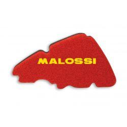 MALOSSI Double Red Sponge - PIAGGIO Liberty 50/200 4T