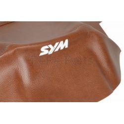 Prevleka sedeža - rjava - SYM Orbit 50cc 4t