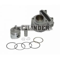 Cilinder kit 39mm - SYM Orbit 50cc 4t