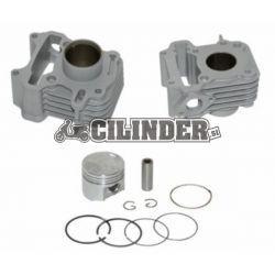 Cilinder - 50cc - SYM Orbit 50cc 4t