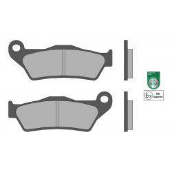 Zavorne ploščice - MALOSSI Sport, S60, 94x36,7x7,6 mm e-pass, e24 mark