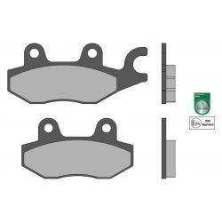 Zavorne ploščice - MALOSSI Sport, S23, 41,9x76,9x9,2 mm, e-pass, e24 mark