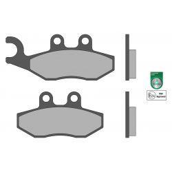 Zavorne ploščice - MALOSSI Sport, S51, 97x41x9,0 mm 77x41x9,0mm, e24 mark