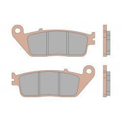 Zavorne ploščice - MALOSSI MHR Synt, S19, sintered metal, 79,0x47,8x7,0 mm e24