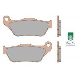 Zavorne ploščice - MALOSSI MHR Synt, S53, 94,0x39,9x7,5 mm e24 Yamaha X MAX 125cc 4t