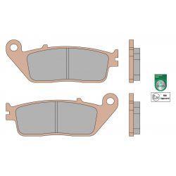 Zavorne ploščice - MALOSSI MHR Synt, S48, sintered metal, 102x39x9,8 mm - Yamaha/Kawasaki/Kymco/Honda