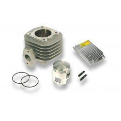 CILINDERKIT - MALOSSI MHR Replica 68cc za APRILIA DiTech 50cc 2-t AC Ø 47,0mm, aluminium, 2 batna obročka, zatič 12mm, brez
