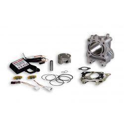 CILINDERKIT - MALOSSI 170cc za HONDA 125 Forza ABS i.e. 4T (JF60E), Ø 61mm, aluminium, hod 57,9mm, vklj Forcemaster injection