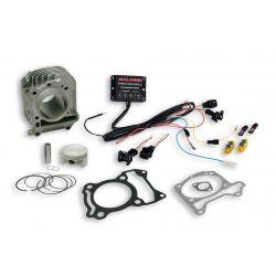 CILINDERKIT - MALOSSI 185cc za Vespa Primavera/Sprint /Liberty 3V iGet 125-150ccm, 4T AC, 3-ventili Ø 63mm, aluminium, hod 58,