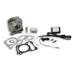 CILINDERKIT - MALOSSI 185cc za Vespa LX 3V (EU ab´06/13) /Primavera 3V (EU/US) /Sprint 3V, 125-150 cc 4T AC, 3-ventili Ø 63mm,