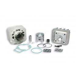 CILINDERKIT - MALOSSI MHR Replica 50cc za MORINI 50cc 2t AC Ø 41,0mm, aluminium, 2 batna obročka, zatič 10mm, z glavo cilindr