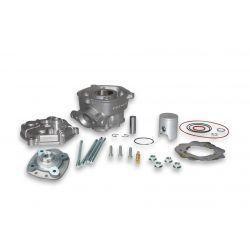 CILINDERKIT - MALOSSI MHR Team 50cc za DERBI EBE050 /EBS050 50cc 2-t LC Ø 39,88mm, aluminium, zatič 12mm, z glavo cilindra