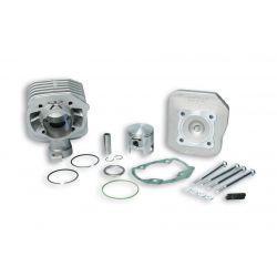 CILINDERKIT - MALOSSI MHR Replica 68cc za PEUGEOT horizontal 50cc 2t AC Ø 47,0mm, aluminium, 2 batna obročka, zatič 12mm, z