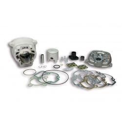 CILINDERKIT - MALOSSI MHR Replica 50cc za PEUGEOT vertical 50cc 2t LC Ø 40,0mm, aluminium, 2 batna obročka, zatič 12mm, z gl