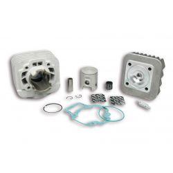 CILINDERKIT - MALOSSI MHR 50cc za GILERA/PIAGGIO 50cc 2t AC Ø 40,0mm, aluminium, 1 batni obroček, zatič 12mm