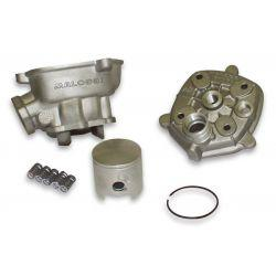 CILINDERKIT - MALOSSI MHR 79cc za DERBI EBE050/EBS050 50cc 2t LC Ø 50,0mm, aluminium, 1 batni obroček, zatič 12mm, z glavo c