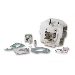 CILINDERKIT - MALOSSI 65cc za HONDA MB5/MT5/MTX/MTX5/NSR, 2t, AC Ø 44,5mm, aluminium, 6 portov, hod 41,4mm, batna obročka, za
