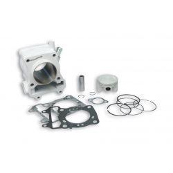 CILINDERKIT - MALOSSI 153cc za HONDA 125cc 4t LC Ø 58,0mm, aluminium, 2 batna obročka, zatič 14mm, brez glave cilindra