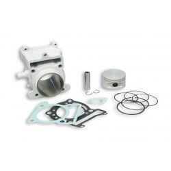 CILINDERKIT - MALOSSI 177cc za YAMAHA 125-150cc 4t LC Ø 63,0mm, aluminium, 2 batna orbočka, brez glave cilindra