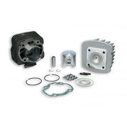 CILINDERKIT - MALOSSI 68cc za HONDA X8R, 2t , AC Ø 47,0mm, cast iron, 2 batna obročka, zatič 12mm, z glavo cilindra