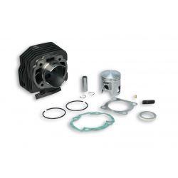 CILINDERKIT - MALOSSI 68cc za HONDA Dio ZX, 2t, AC Ø 47,0mm, cast iron, 2 batna obročka, zatič 12mm, brez glave cilindra