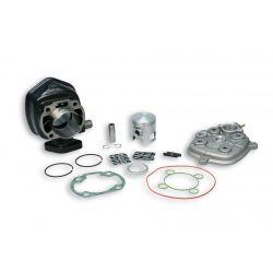 CILINDERKIT - MALOSSI 72cc za KYMCO 50cc 2t LC Ø 47,0mm, cast iron, 2 batna obročka, zatič 12mm, z glavo cilindra