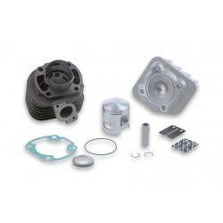 CILINDERKIT - MALOSSI 68cc za CPI Euro II 50cc 2t AC Ø 47,0mm, cast iron, 2 batna obročka, zatič 12mm, z glavo cilindra