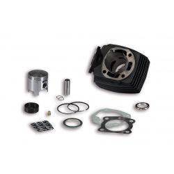 CILINDERKIT - MALOSSI 65cc za HONDA 50 Wallaroo/ PEUGEOT 50 Fox/103 RCX/SP 104-105/SPX, 50cc 2t AC Ø 45,5mm, cast iron, hod 3