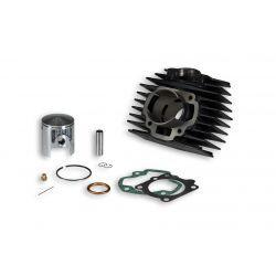 CILINDERKIT - MALOSSI MALOSSI 64cc za HONDA Camino/PX, 50cc 2t AC Ø 45,5mm, cast iron, hod 39,3mm, 1 batni obroček, zatič 10mm