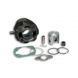CILINDERKIT - MALOSSI 75cc za Vespa 50/PK50/S/XL/XL2, Ø 47mm, cast iron, 6 kanalov, hod 43mm, brez glave cilindra, M6 vijaki