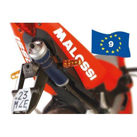 IZPUH - malosi gp mhr Replica, EBS050 with e-pass za DERBI GPR RACING 50 2T LC 2004-2005 (EBS050)