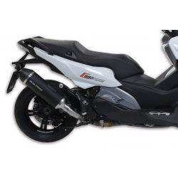 Izpuh - MALOSSI Wild Lion, za BMW C 650 Sport 16 - (652EA) for 4t LC 4t LC i.e. e-pass, slip-on