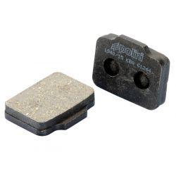 ZAVORNE PLOŠČICE POLINI za POLINI sprednjo zavorno čeljust Semi Metal za Vespa ET2/ET4/LX/LXV/S 50 -150ccm tudi za PIAGGIO Liber