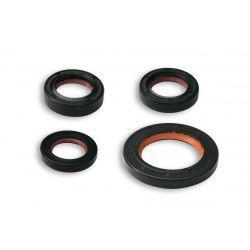SET OLJNIH TESNIL - MALOSSI za Vespa 50-125/PV/ET3/PK50 -125 1°/PK50SS, MALOSSI, FKM/PTFE, brez o-ringov, 19x32x7/ 22,7x47x7x7,
