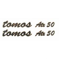 NALEPKE - TOMOS - ATX 50